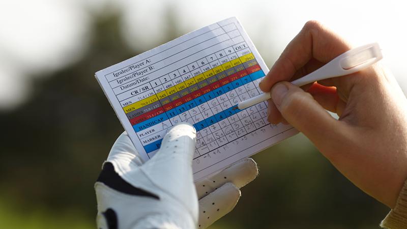 Understanding the Golf handicap system
