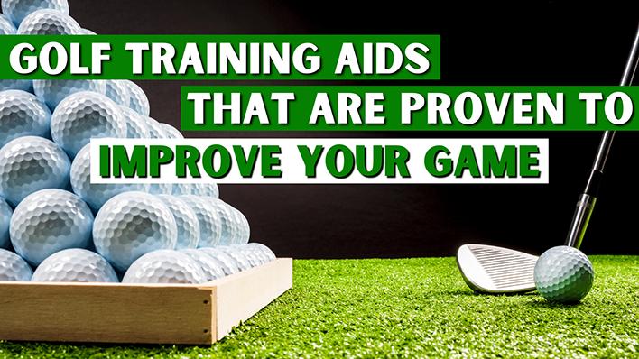 Top golf training aids